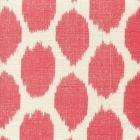 306114F ADRAS Red on Tint Quadrille Fabric