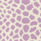 306360F-05 CHEETAH Lavander on Tint Quadrille Fabric