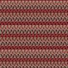 METRONOME Crimson Fabricut Fabric