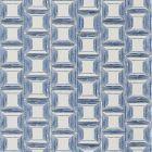 KLEIN SQUARE Cobalt Fabricut Fabric