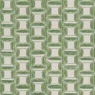 KLEIN SQUARE Kelly Green Fabricut Fabric
