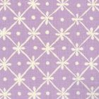 9955-02 GATE HOUSE REVERSE ONE COLOR Lilac On Tinted Light Tint Quadrille Fabric