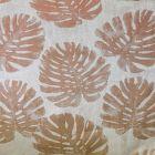 A9 0004 PALM PALM LEAVES Chic Salmon Scalamandre Fabric
