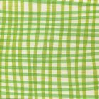 AC105-4LC COUNTRY CHECK Jungle Green on Tint Quadrille Fabric