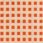 AC1220-45 CLIQUOT Orange on Tint Custom Only Quadrille Fabric
