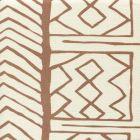 AC811-07 ARUBA II Tobacco on Tint Quadrille Fabric