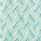 AC860-03 BAHA II Turquoise on Tint Quadrille Fabric