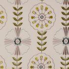 F0376/03 MANDANA Citrus Clarke & Clarke Fabric