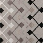 F0377/02 BIJAR Ebony Clarke & Clarke Fabric