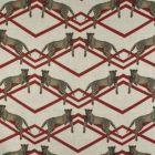 F2844 Carmine Greenhouse Fabric