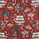 F2845 Sangria Greenhouse Fabric