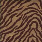 TIGER Brown Norbar Fabric