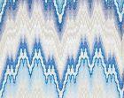 27070-002 BARGELLO Cerulean Scalamandre Fabric