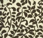 2030-07 ARBRE DE MATISSE Brown on Tint Quadrille Fabric
