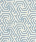 2525R-03 MAZE REVERSE ONE COLOR Windsor on Tint Quadrille Fabric