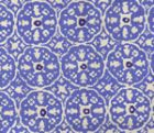 149-35 NITIK II Pacific Blue Navy on White Quadrille Fabric