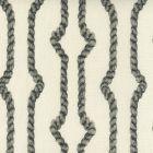 JF01010-08TLC REGENCY ROPES Multi Gray on Tint Quadrille Fabric