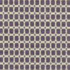 PERU Blue Magnolia Fabric