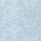 AC303-34 PETITE ZIG ZAG New Blue on White Quadrille Fabric