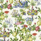 SC 0001WP88377 WP88377-001 SHANTUNG GARDEN Bloom Scalamandre Wallpaper