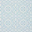 SC 000216559 16559-002 ANSHUN LATTICE Sky Scalamandre Fabric