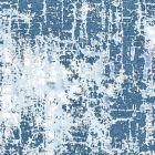 16617-004 TESORO PRINTED VELVET Nightfall Scalamandre Fabric