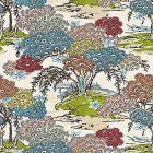 SC 0001 16627 SEA OF TREES Sunrise Scalamandre Fabric