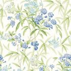 WP88431-001 LANAI Lagoon Scalamandre Wallpaper