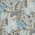 W3497-1521 JASMINE Denim Kravet Wallpaper