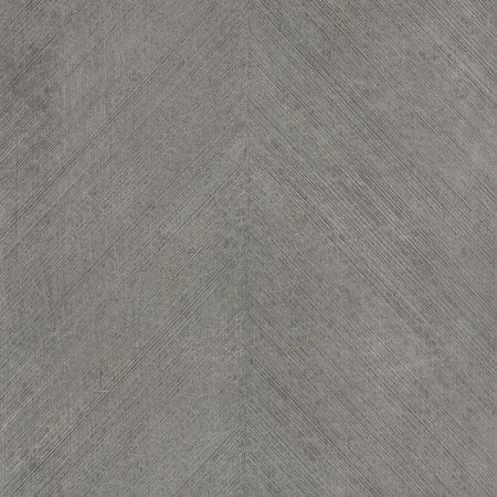Schumacher Combed Chevron Driftwood Wallpaper