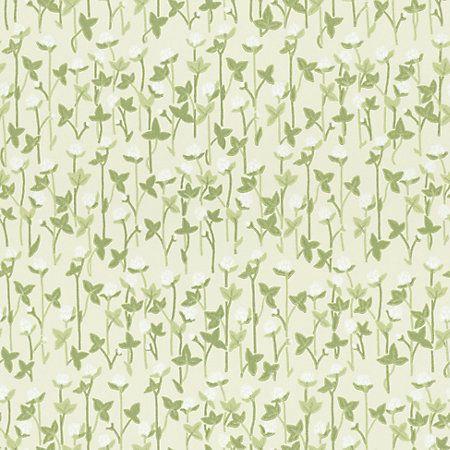 WSB 00280420 KLOVERANG Green Sandberg Wallpaper   Discount Fabric and Wallpaper Online Store