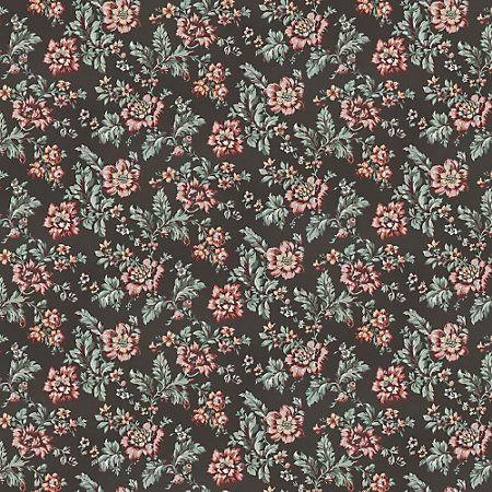WSB 00810407 ROSENHOLM Black Sandberg Wallpaper   Discount Fabric and Wallpaper Online Store