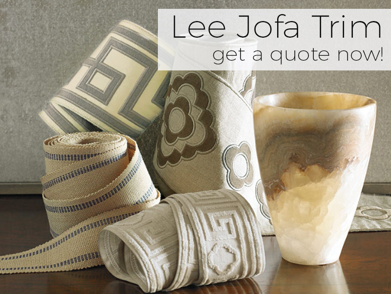 Source 4 Interiors Lee Jofa Trims