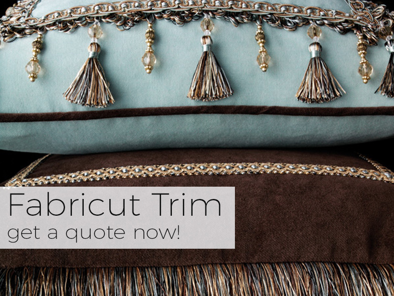 Source 4 Interiors Fabric Trims
