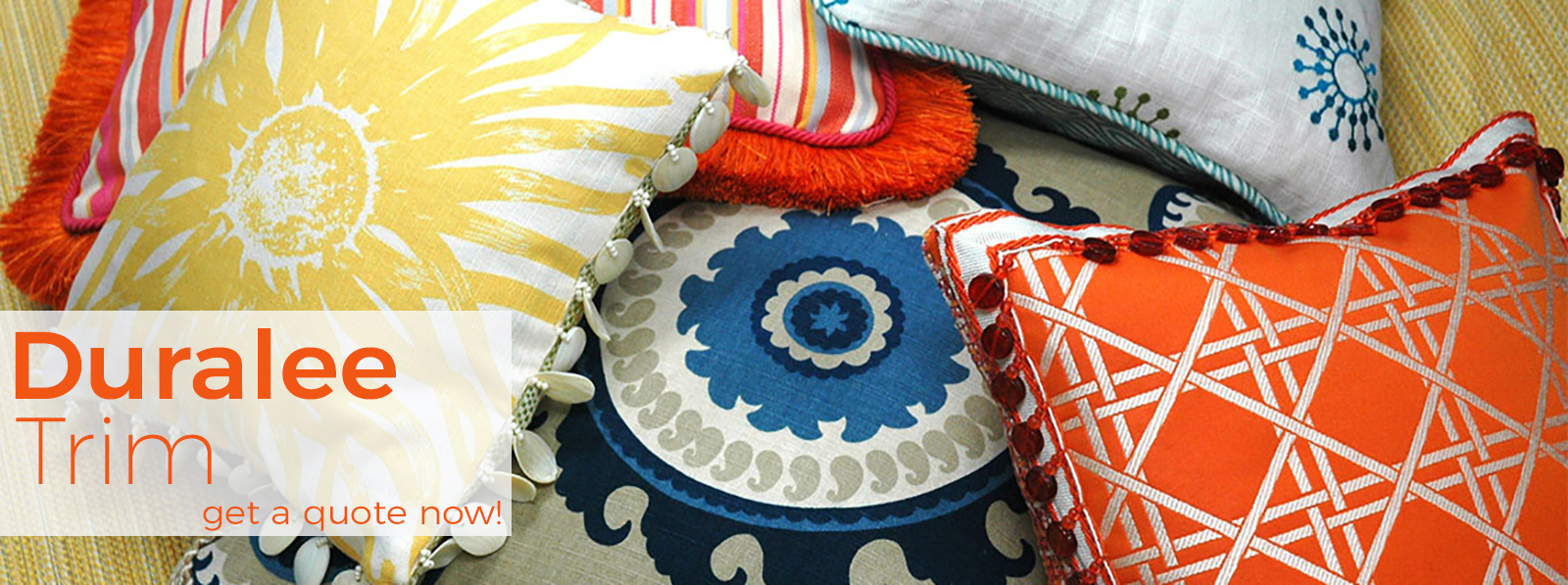 Source 4 Interiors Duralee Trims